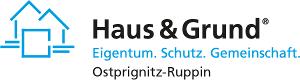 Haus- und Grundeigentümerverein Ostprignitz-Ruppin e.V. Logo